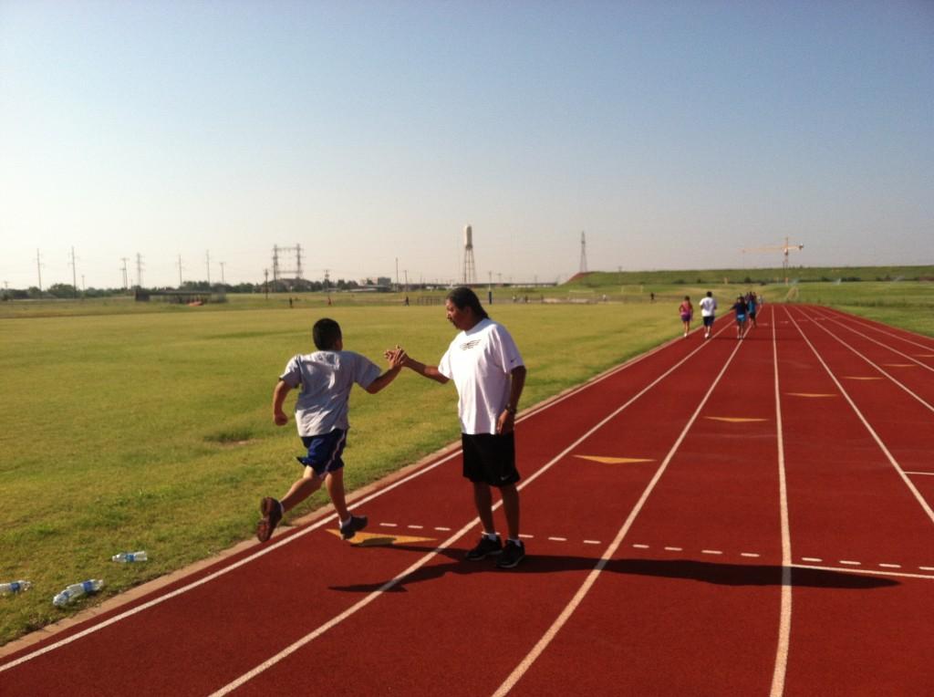 JMHS morning run