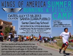 2013 Santa Clara R&F Camp