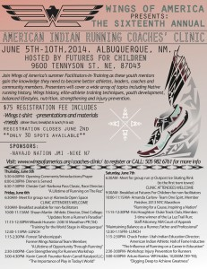 2014_Coaches_Clinic_Flyer w-schedule